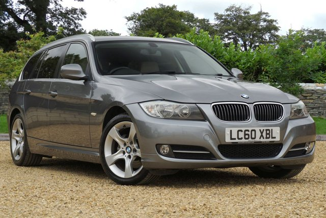 2010 60 BMW 3 SERIES 2.0 320I EXCLUSIVE EDITION TOURING 5d 168 BHP