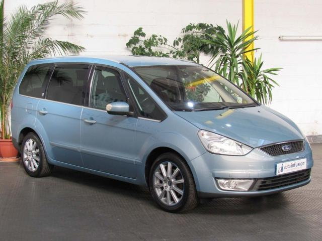 2010 59 FORD GALAXY 2.0 TDCi Ghia 5dr