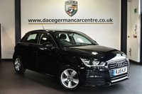 """USED 2015 15 AUDI A1 1.6 SPORTBACK TDI SE 5DR 114 BHP Finished in a stunning black styled with 15"""" alloys. Upon entry you are presented with cloth upholstery, full service history, free annual road tax, DAB radio, beautifully maintained, great first car, air conditioning, heated mirrors"""