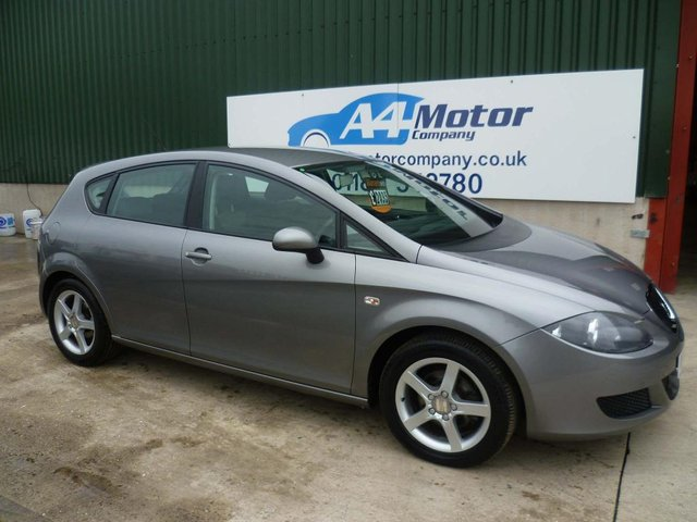 2008 57 SEAT LEON 1.9 TDI Reference 5dr