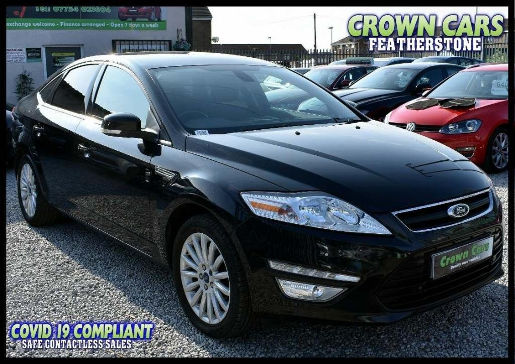 USED 2012 62 FORD MONDEO 2.0 TDCi Zetec Business 5dr AMAZING LOW RATE FINANCE