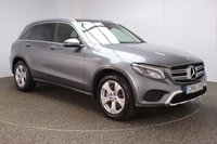 USED 2016 16 MERCEDES-BENZ GLC-CLASS 2.1 GLC 220 D 4MATIC SPORT PREMIUM 5DR 1 OWNER AUTO 168 BHP FULL SERVICE HISTORY + HEATED LEATHER SEATS + PANORAMIC ROOF + SATELLITE NAVIGATION + REVERSE CAMERA + PARKING SENSOR + BLUETOOTH + CRUISE CONTROL + CLIMATE CONTROL + MULTI FUNCTION WHEEL + PRIVACY GLASS + XENON HEADLIGHTS + ELECTRIC/MEMORY FRONT SEATS + DAB RADIO + ELECTRIC WINDOWS + ELECTRIC/HEATED/FOLDING DOOR MIRRORS + 18 INCH ALLOY WHEELS