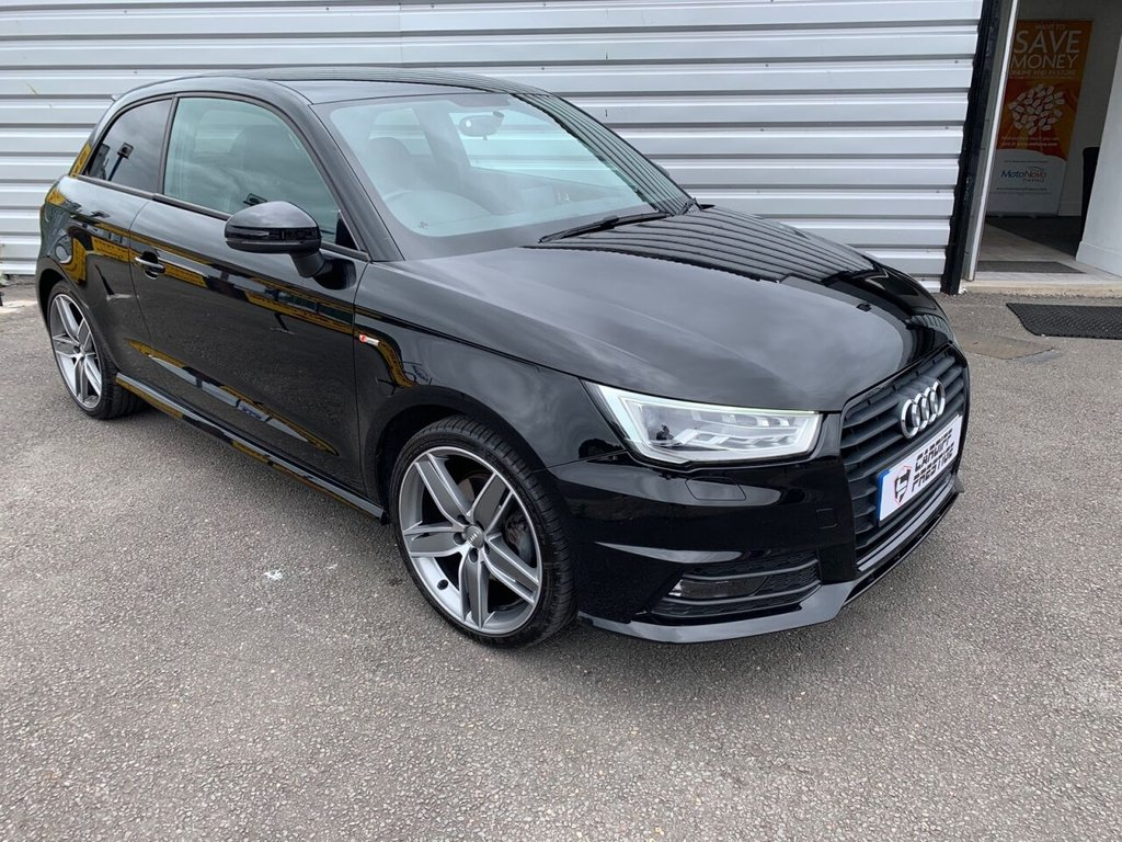 USED 2015 65 AUDI A1 1.4 TFSI S LINE 3d 123 BHP £2,484 in optional extras!!