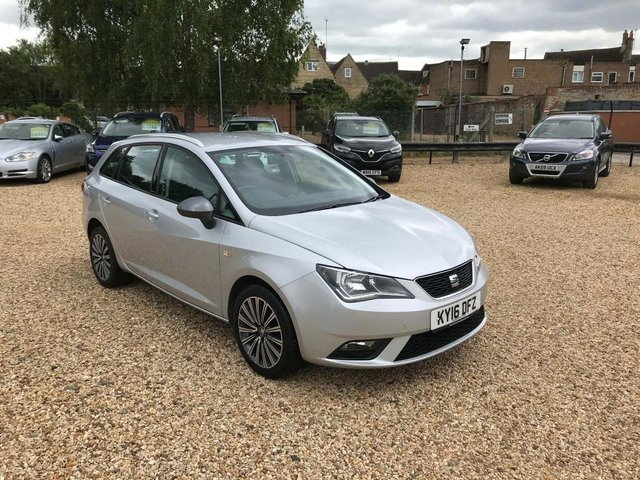 USED 2016 16 SEAT IBIZA 1.2 TSI Connect ST 5dr £30 Road Tax & Sat Nav