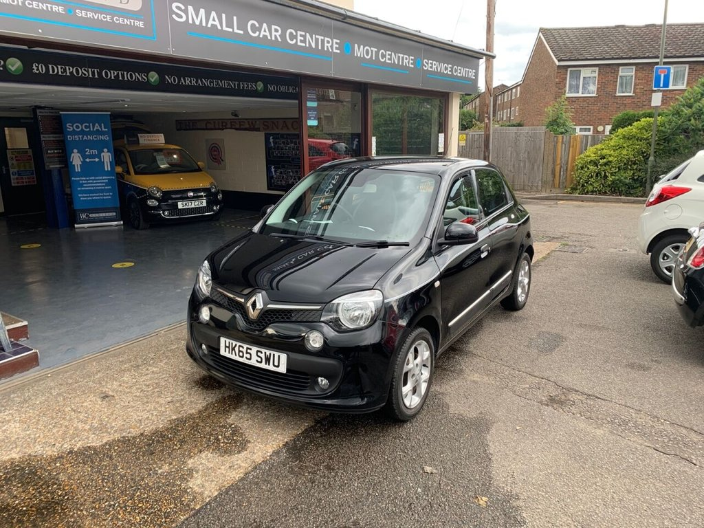 USED 2015 65 RENAULT TWINGO 1.0 DYNAMIQUE SCE S/S 5d 70 BHP AIRCON-USB-AUX-CRUISE CONTROL