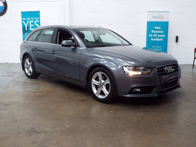 2015 15 AUDI A4 2.0 AVANT TDI SE TECHNIK 5d 134 BHP SOLD TO JAMES FROM CLEETHORPES