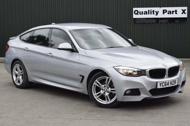 USED 2014 64 BMW 3 SERIES 2.0 320i M Sport GT xDrive (s/s) 5dr CALL FOR NO CONTACT DELIVERY