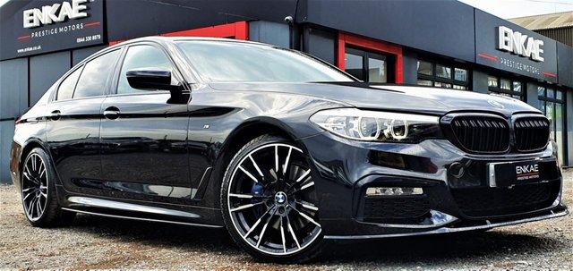 2017 67 BMW 5 SERIES 2.0 530I M SPORT 4d 248 BHP *DEPOSIT TAKEN*