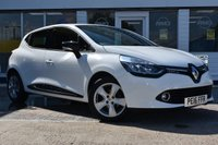 USED 2016 16 RENAULT CLIO 1.1 DYNAMIQUE NAV 16V 5d 73 BHP NO DEPOSIT FINANCE AVAILABLE