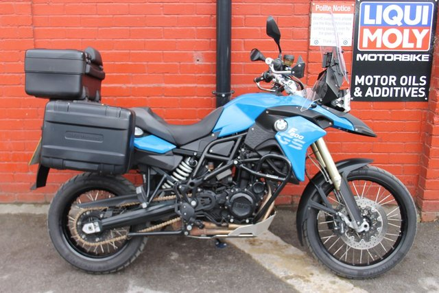 USED 2014 14 BMW F800GS *Absolultey Loaded Machine, FSH, Lovely Condition, 12mth Mot*