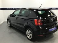 USED 2017 17 VOLKSWAGEN POLO 1.2 MATCH EDITION TSI 5d 90 BHP (ONE OWNER - DAB RADIO)