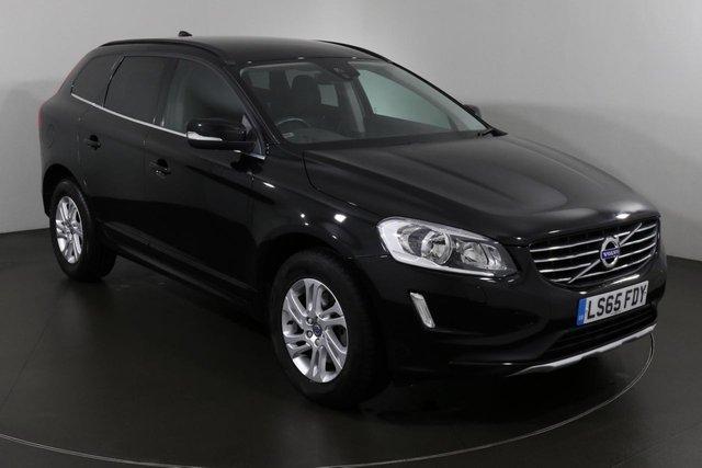 2015 65 VOLVO XC60 2.0 D4 SE NAV 5d 188 BHP ULEZ EXEMPT