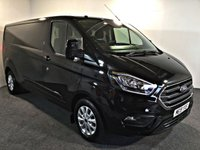 USED 2019 19 FORD TRANSIT CUSTOM 2.0 300 LIMITED P/V L2 H1 129 BHP LONG WHEEL BASE, HIGH SPEC,
