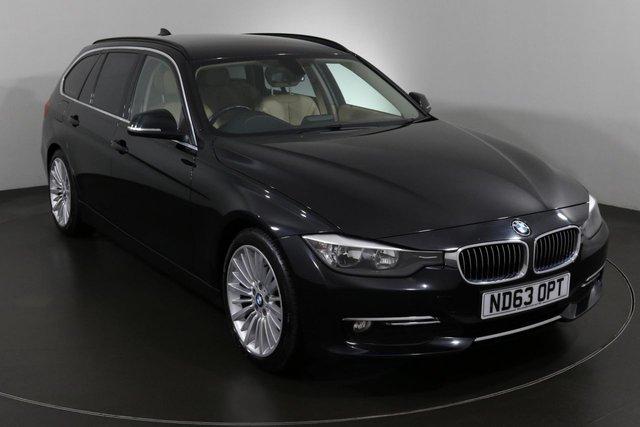 2013 63 BMW 3 SERIES 2.0 320D LUXURY TOURING 5d 181 BHP
