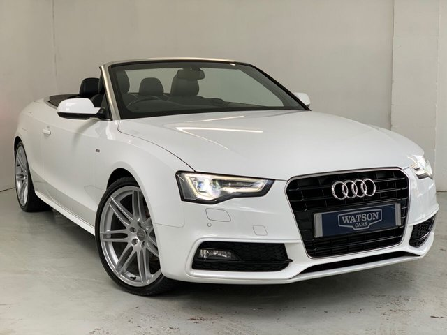 2013 63 AUDI A5 2.0 TDI S LINE SPECIAL EDITION 2d 175 BHP
