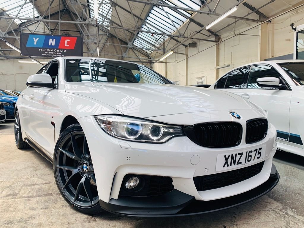 USED 2017 BMW 4 SERIES 2.0 420d M Sport Gran Coupe (s/s) 5dr PERFORMANCEKIT+19S+8SPEED