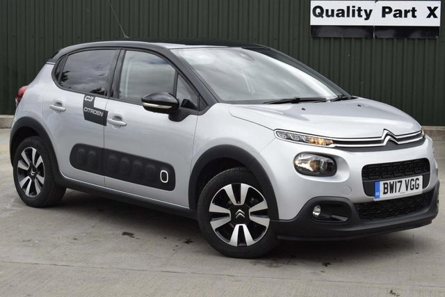 USED 2017 17 CITROEN C3 1.6 BlueHDi Flair (s/s) 5dr CALL FOR NO CONTACT DELIVERY