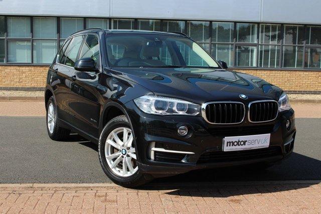 USED 2016 BMW X5 2.0 XDRIVE25D SE 5d 231 BHP