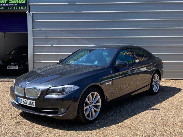 USED 2010 60 BMW 5 SERIES 4.4 550I SE 4d 403 BHP 550 -403Bhp-0-60 in 5 sec