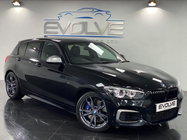 2018 68 BMW 1 SERIES 3.0 M140I SHADOW EDITION 5d 335 BHP