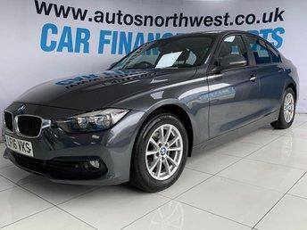 2016 BMW 3 SERIES 2.0 320D ED PLUS 4d 161 BHP £11000.00
