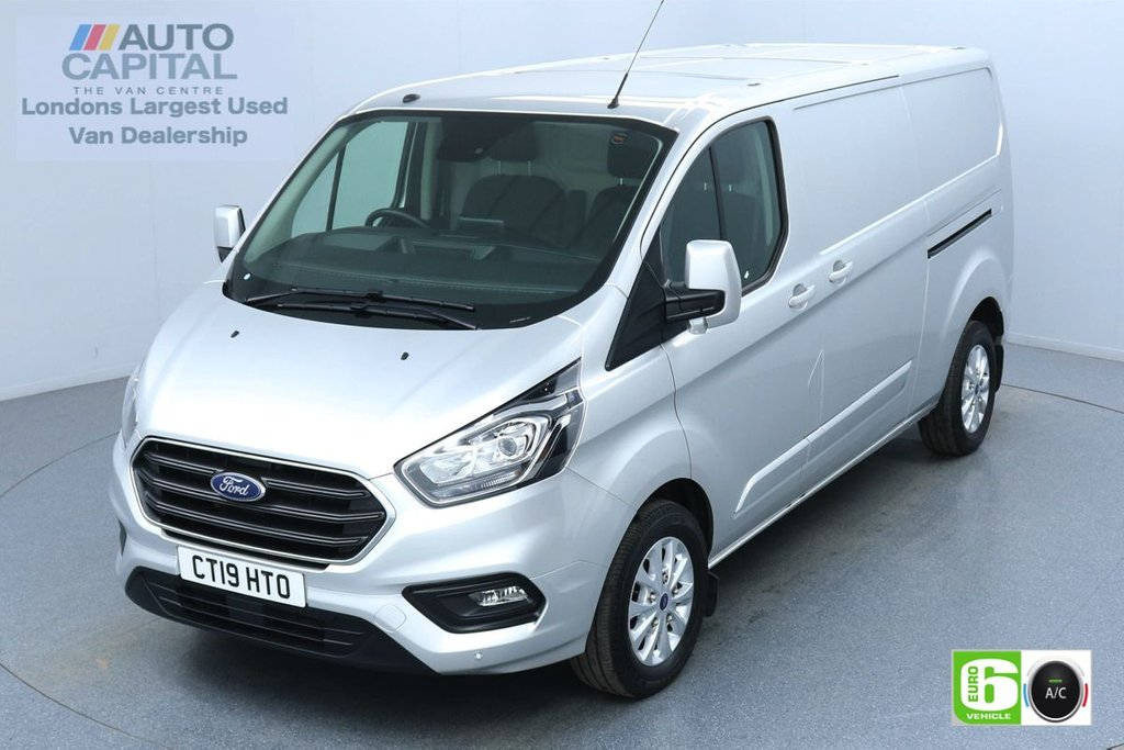 USED 2019 19 FORD TRANSIT CUSTOM 2.0 300 Limited 130 BHP L2 H1 Euro 6 Low Emission Finance Available Online   Fully Sanitised   Reserve Online Now   UK Delivery