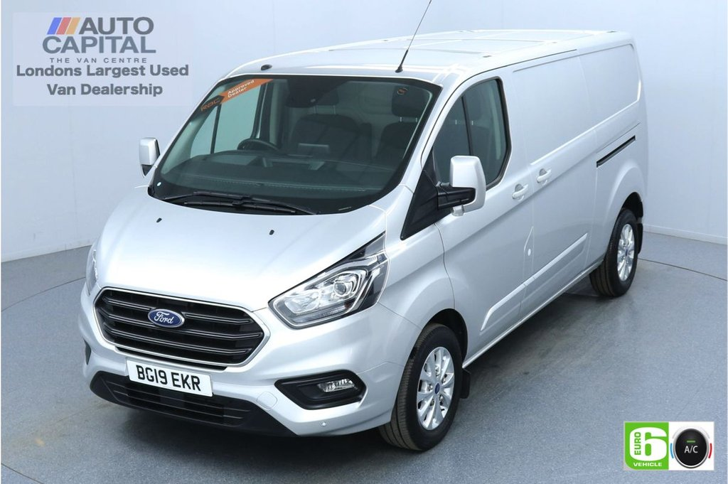 USED 2019 19 FORD TRANSIT CUSTOM 2.0 300 Limited 130 BHP L2 H1 Euro 6 Low Emission Finance Available Online | Fully Sanitised Service | Reserve Online Now | UK Delivery