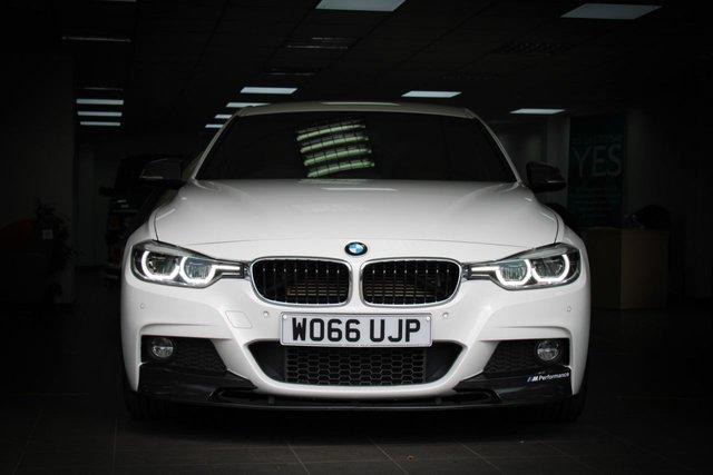 2017 66 BMW 3 SERIES 2.0 330E M SPORT 4d 181 BHP