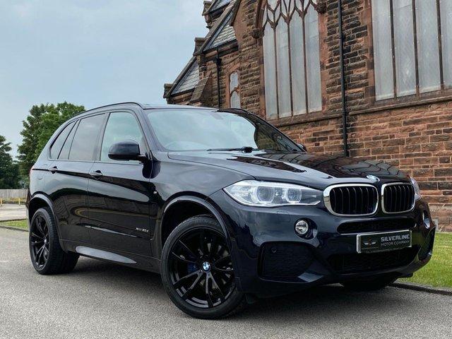2014 14 BMW X5 3.0 XDRIVE30D M SPORT 5d 255 BHP