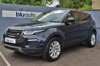 USED 2016 16 LAND ROVER RANGE ROVER EVOQUE 2.0 TD4 SE TECH 5d AUTO 177 BHP 1 Owner, Land Rover History, Over £3000 Of Extras, Excellent Condition