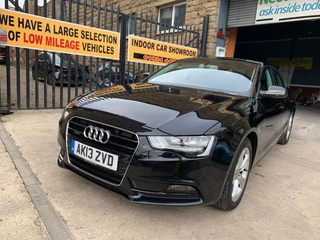 AUDI A5 at Millside Motor Group Ltd
