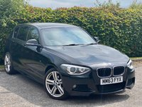 USED 2013 63 BMW 1 SERIES 2.0 120D XDRIVE M SPORT 5d 181 BHP * 12 MONTHS AA BREAKDOWN COVER * FULL SERVICE HISTORY *