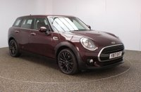 USED 2017 17 MINI CLUBMAN 2.0 COOPER D 5DR AUTO 148 BHP FULL MINI SERVICE HISTORY + SATELLITE NAVIGATION + BLUETOOTH + CRUISE CONTROL + MULTI FUNCTION WHEEL + AIR CONDITIONING + DAB RADIO + RADIO/AUX/USB + ELECTRIC WINDOWS + ELECTRIC MIRRORS + 17 INCH ALLOY WHEELS
