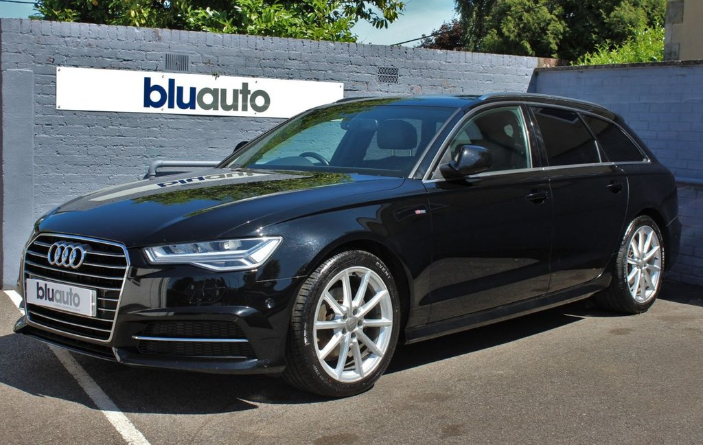 USED 2015 11 AUDI A6 2.0 AVANT TDI ULTRA S LINE 5d 188 BHP 2 Owners, Full Audi History, £3925 of Extras