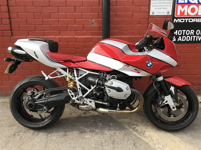 USED 2006 56 BMW R1200 S *3mth Warranty, 12mth mot, Low Miles, FSH, Finance Available A Cracking Example Of A R1200S, Finance Available.