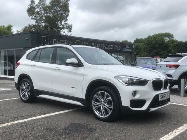 USED 2016 16 BMW X1 2.0 SDRIVE18D SPORT 5d 148 BHP