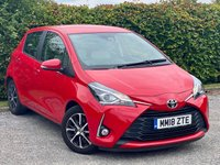 USED 2018 18 TOYOTA YARIS 1.5 VVT-I ICON TECH 5d * 1 OWNER * BUILT IN BLUETOOTH HANDSFREE * TOUCH SCREEN DIGITAL INTERFACE *
