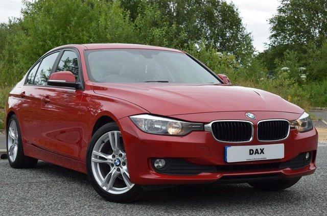 2012 62 BMW 3 SERIES 2.0 320D EFFICIENTDYNAMICS 4d 161 BHP