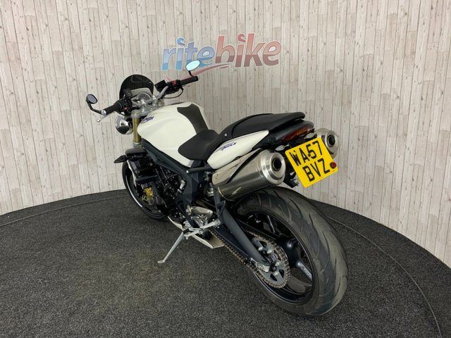 TRIUMPH STREET TRIPLE 675 at Rite Bike