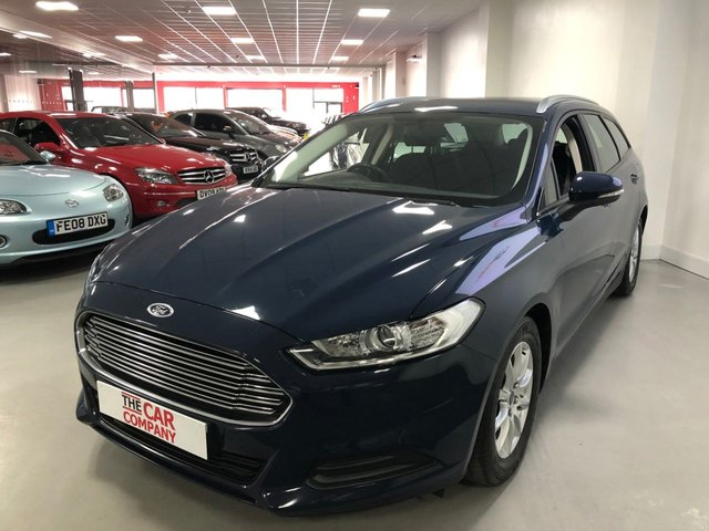 2016 16 FORD MONDEO 1.5 STYLE ECONETIC TDCI 5d 114 BHP