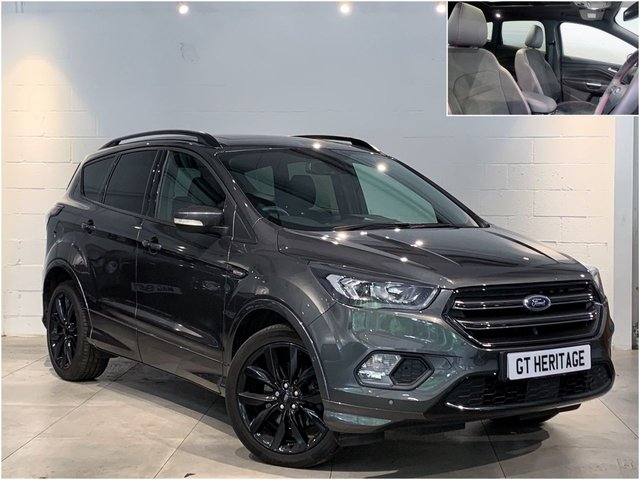 2018 18 FORD KUGA 2.0 ST-LINE X TDCI [APPLE CAR PLAY]