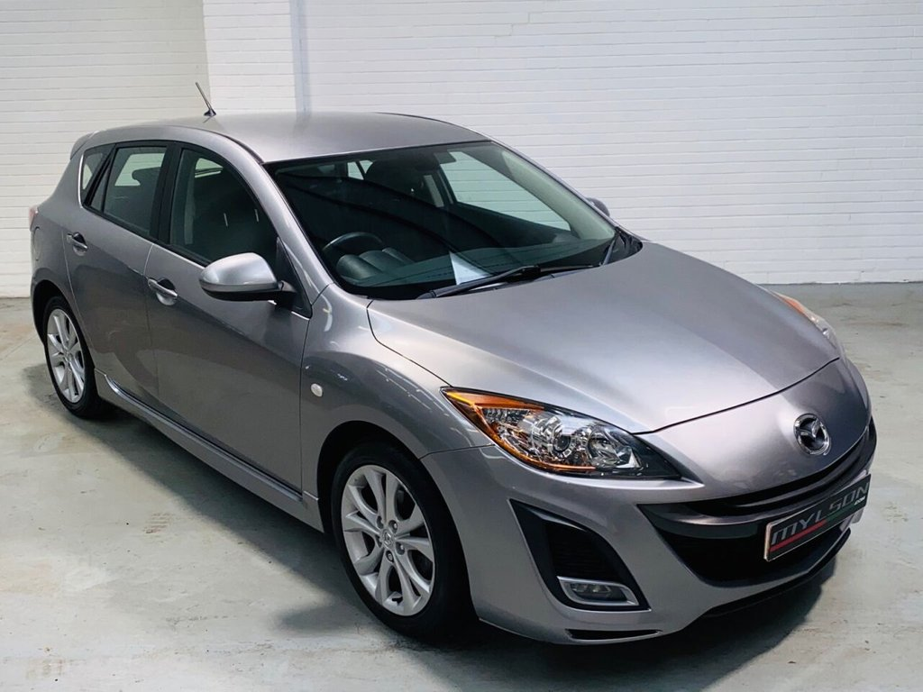USED 2011 11 MAZDA 3 1.6L TAKUYA 5d 105 BHP Ultra Low Mileage, 6 Months Warranty Included, AA Inspection Passed