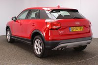 USED 2017 66 AUDI Q2 1.6 TDI SE 5DR 1 OWNER 114 BHP FULL SERVICE HISTORY + £30 12 MONTHS ROAD TAX + PARKING SENSOR + BLUETOOTH + AIR CONDITIONING + MULTI FUNCTION WHEEL + DAB RADIO + RADIO/CD/USB/SD + LANE ASSIST SYSTEM + ELECTRIC WINDOWS + ELECTRIC/HEATED DOOR MIRRORS + 16 INCH ALLOY WHEELS
