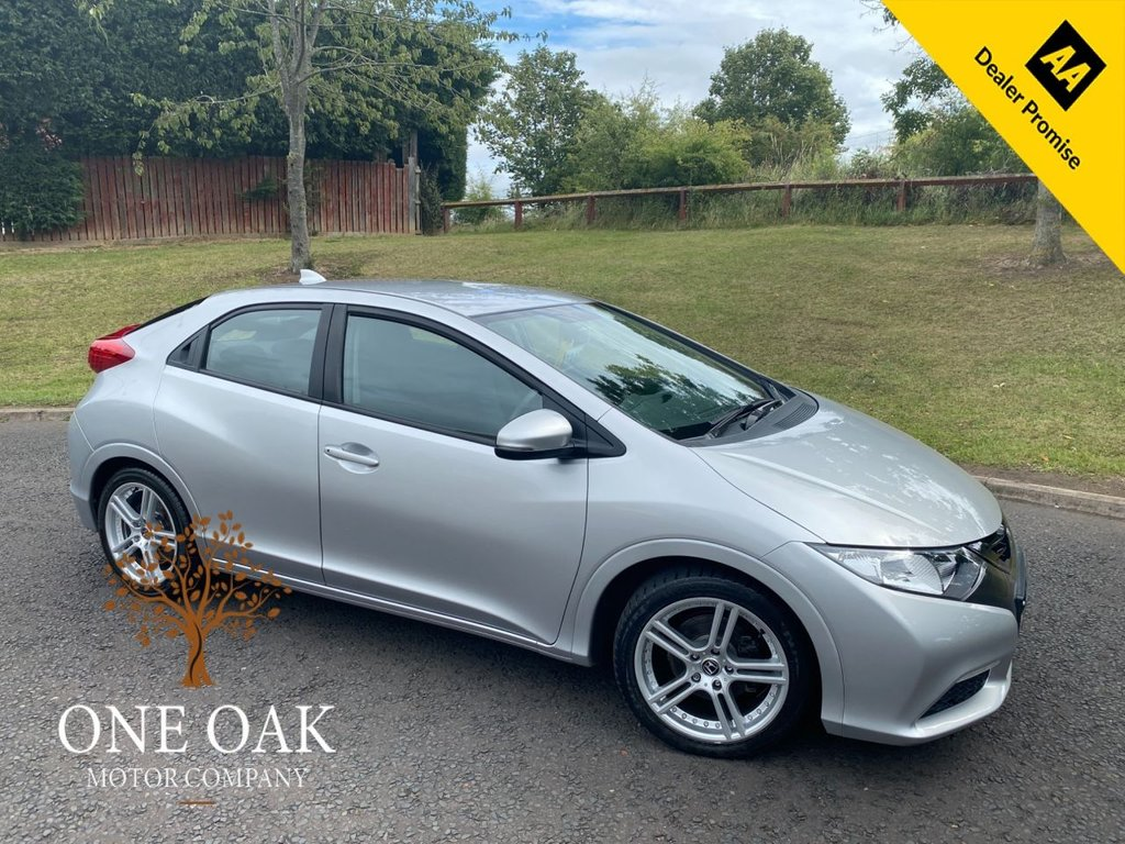 USED 2013 63 HONDA CIVIC 1.8 I-VTEC TI 5d 140 BHP