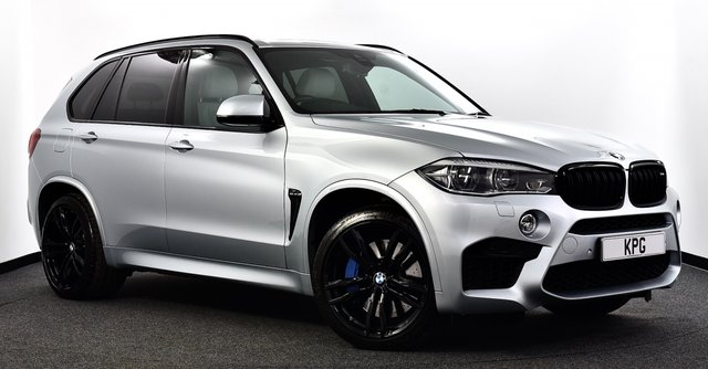 View our BMW X5M