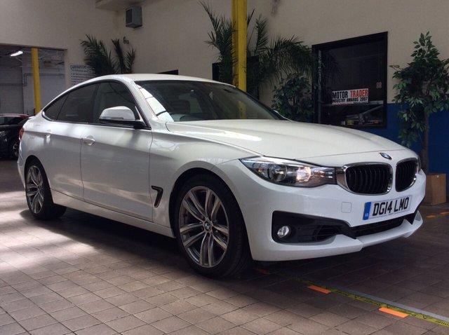 2014 61 BMW 3 SERIES 2.0 320I SPORT GRAN TURISMO 5d 181 BHP