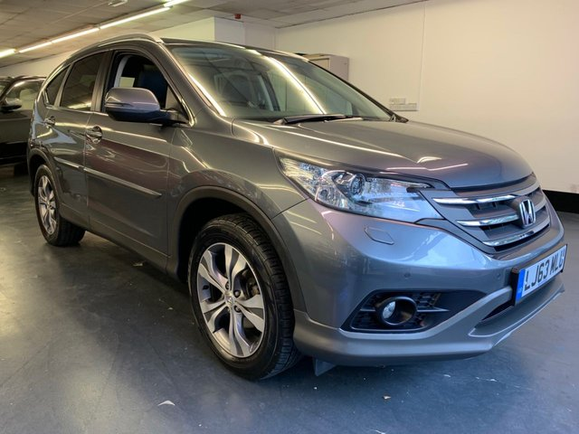 USED 2013 63 HONDA CR-V 2.0 I-VTEC EX 5d 153 BHP FULL HONDA SERVICE HISTORY, 1 PREVIOUS OWNER,