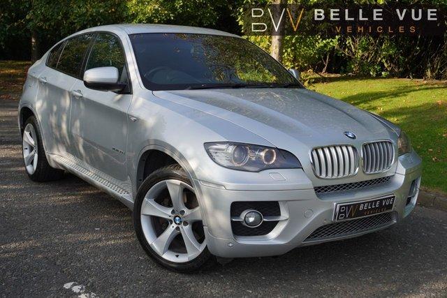 USED 2008 58 BMW X6 3.0 XDRIVE30D 4d 232 BHP *COLOUR CODED, 20'' ALLOYS, CHEAPER ROAD TAX!*