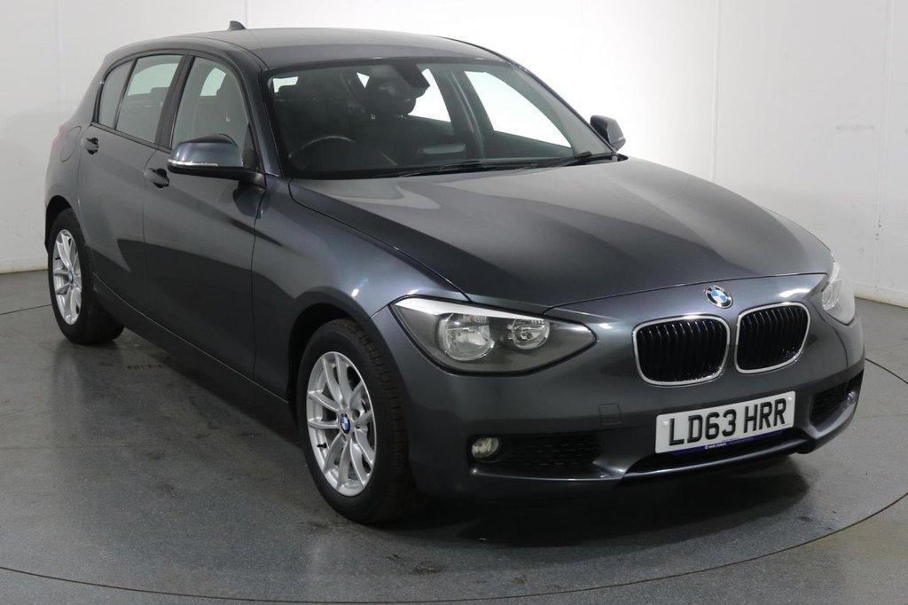 USED 2013 63 BMW 1 SERIES 2.0 120D XDRIVE SE 5d 181 BHP
