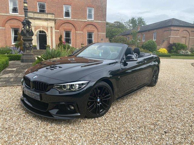 2018 18 BMW 4 SERIES 2.0 430I M SPORT 2d 248 BHP